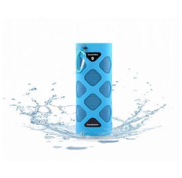 Actie Aquasound Bluetooth Sound-Box (Blauw), IPX4