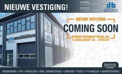 Binnenkort ook in Utrecht